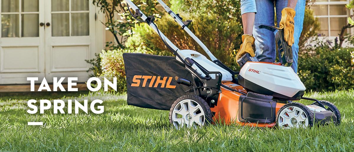 Stihl Battery Powered